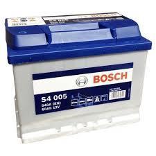 BATTERIA -BOSCH  PASSENGER CAR S4  12V 60A  540 (EN) - 0092S40050