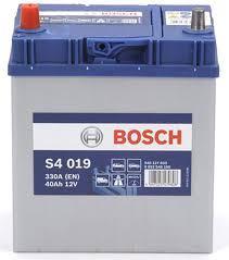 BATTERIA -BOSCH  PASSENGER CAR S4  12V 40A  330 (EN) - 0092S40190