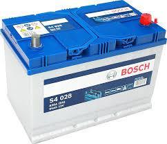 BATTERIA - BOSCH PASSENGER CAR S4 12V 95A 830 (EN) - 0092S40280