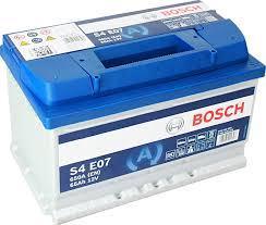 BATTERIA - BOSCH PASSENGER CAR S4E 12V 60A 650(EN)  --   AGM - 0092S4E070