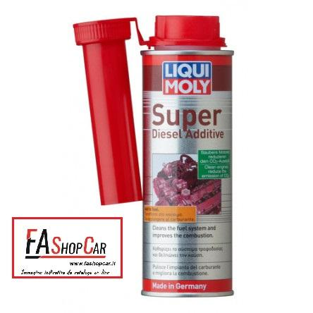 ADDITIVO LIQUI MOLY Additivo Super Diesel ML.250 - 1806_LIM