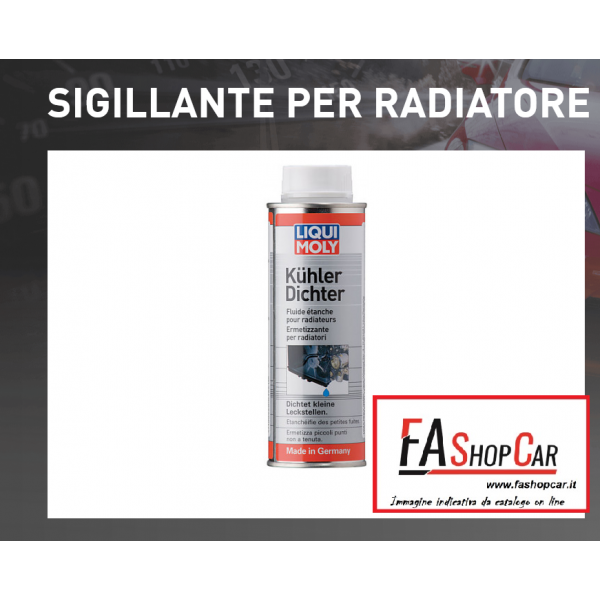 ADDITIVO LIQUI MOLY - Sigillante per radiatori ML.150 - 1810