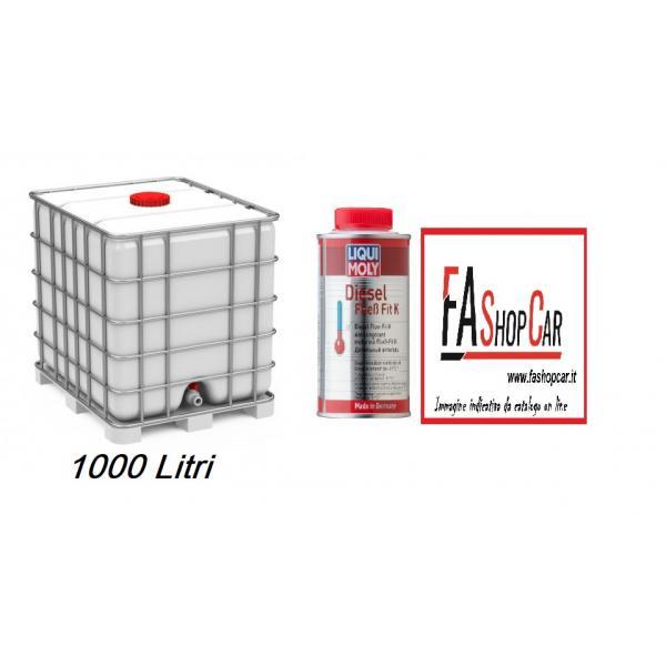 ADDITIVO LIQUI MOLY Fluidificante diesel fließ-fit K LT.1000 - 2857