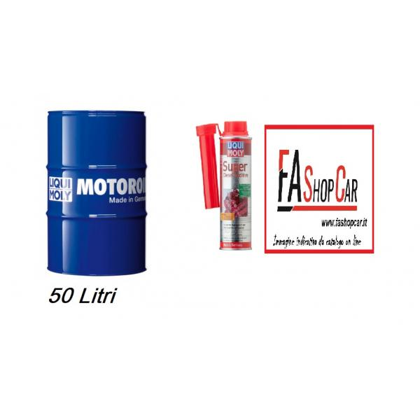 ADDITIVO LIQUI MOLY Additivo Super Diesel LT.50 - 5145