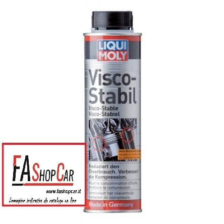 ADDITIVO LIQUI MOLY - Viscoplus for Oil ML.300 - 8958