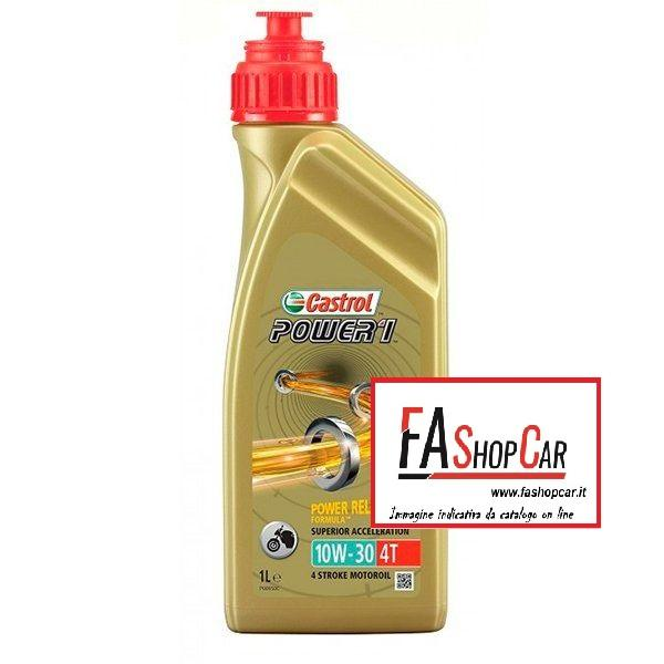 CASTROL POWER1 4T 10W30 LT.1 - 15042E