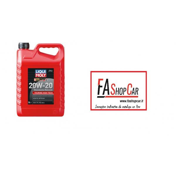 OLIO MOTORE - Touring High Tech 20W-20 5L - 6964