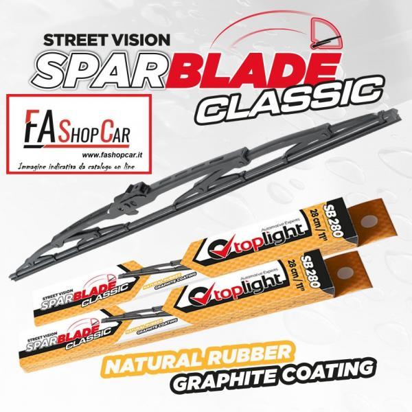 Spazzole Tergicristallo Sparblade Classic SB430 - 430Mm, Inch 17 - 36430