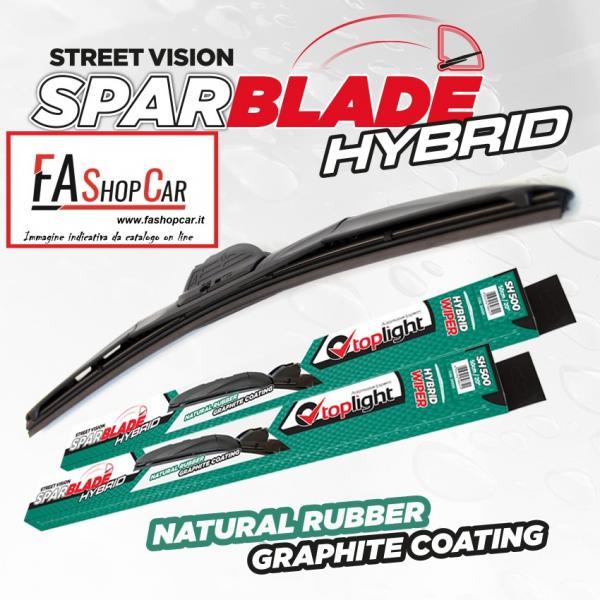 Spazzole Tergicristallo Sparblade Hybrid SH430 - 430Mm, Inch 17 - 34430