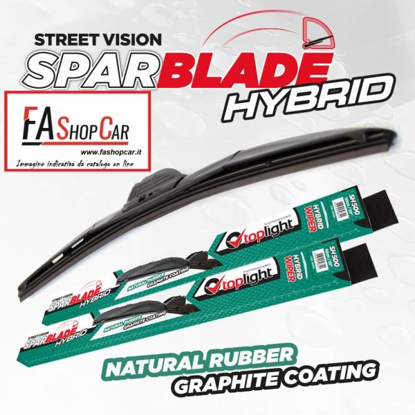 Spazzole Tergicristallo Sparblade Hybrid SH480 - 480Mm, Inch 19 - 34480