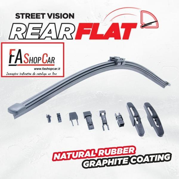 Spazzole posteriori Rearflat SF280 - 280Mm, Inch 11 - 85280