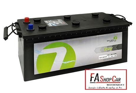 BATTERIA - SEVEN PARTS 12V  120AH 760EN - SV120MC