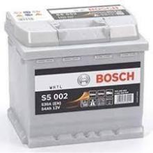 BATTERIA - BOSCH PASSENGER CAR S5 12V 54A 530(EN) - 0092S50020
