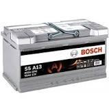 BATTERIA - BOSCH PASSENGER CAR S5A 12V 105A 950(EN)  --   AGM - 0092S5A150