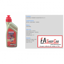 CASTROL POWER1 SCOOTER 4T LT.1 - 155F59
