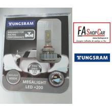KIT LED HB3 12V 24W 6000K P20d +200% DI LUCE TUNGSRAM - TU 60530