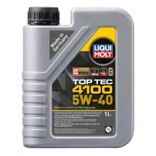 Olio motore Liqui-Moly Top Tec 4100 5W-40 (1L) - 9510