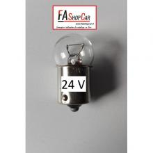LAMPADA R10W 24V/10W BA15S - F202410