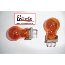 LAMPADA 12V/27W VETRO BASE PLAST. AMBRA - F203156A