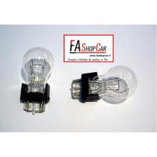 LAMPADA 12V 27/8W VETRO BASE PLASTICA - F203157