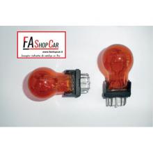 LAMPADA 2V 27/8W VETRO BASE PLAST.AMBR - F203157A