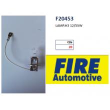 KIT 30 PEZZI LAMPADE H3 12/55W - F20453