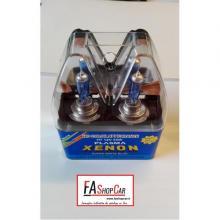 COPPIA LAMP.H7 12V XENON BLU SUPERW. - F20701SWT