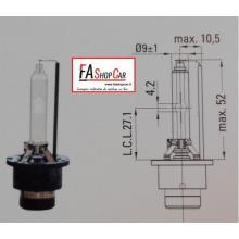 LAMPADA FIRE AUTOMOTIVE D2S XENON 35W 4200K - F20D2S-CE