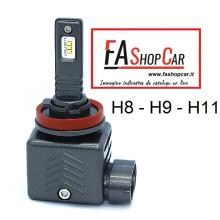 KIT LED MINI H11 / H8/ H9 CAN BUS - F20DH11 LED MN_h9