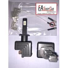 KIT LAMPADE LED CAN BUS H1 DC9-32V L/6000LM >30000HRS MINI CHIP LUMILEDS - F20DH1_LED_MINI