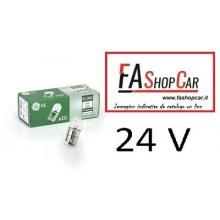 LAMPADA GE 24V R10W BA15S RINFORZATA - GE 2643HDL