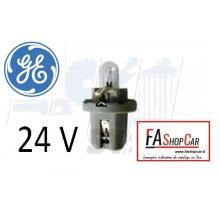 LAMPADA B8,5D  MF2 24V1,2W (T5) - GE 5302PS