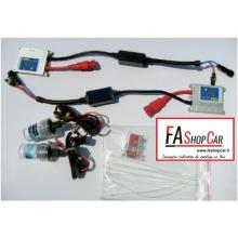 C.B. KIT XENON H4 BIXENON SLIM CAN BUS - F20DH4BIXP