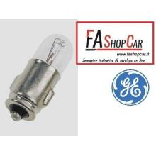 LAMPADA GE GENERAL ELECTRIC 12V 2W BA7S - GE 2696