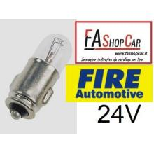 LAMPADA FIRE AUTOMOTIVE 24V/2W BA7S - F202692