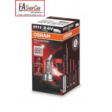 LAMPADA OSRAM AUTO H11 24V 70W PGJ19-2 TRUCKSTAR - OS64216TSP