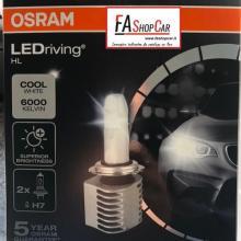 KIT LAMPADE LED  LEDriving HL H7 6000K KIT LED H7 OSRAM - OS65210CW