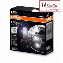 LED DRIVING FOG H8/H11/H16 13W 12V 6000K - OS66220CW