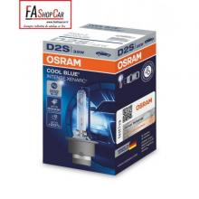 LAMPADA OSRAM XENON D2S 85V 35W P32D-2 6000K - OS66240CBI