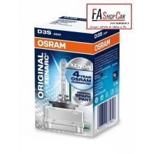 LAMPADA OSRAM XENON D3S 85V 35W 4300K - OS66340CLC