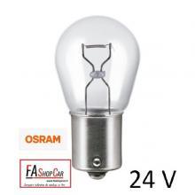 LAMPADA AUTO 24V 21W BA15s P21W - OS7511