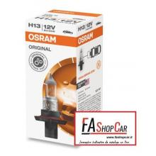 LAMPADA OSRAM AUTO H13 12V 60/55W P26.4T - OS9008