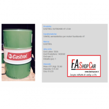 CASTROL OUTBOARD 4T LT.60 - 14DD6D