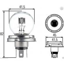 LAMPADA FIRE AUTOMOTIVE R2 ASIMMETRICA 12V - F20410