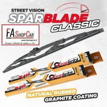 Spazzole Tergicristallo Sparblade Classic SB550 - 550Mm, Inch 22 - 36550