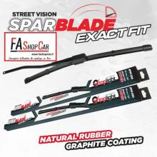 Spazzole Sparblade Exact Fit EFM600 - 600 Mm, Inch 24 - 55600