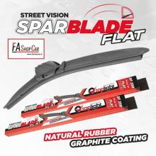 Spazzola Tergicristallo Sparblade Flat SF550 - 550Mm, Inch 22 - 38550