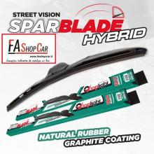 Spazzole Tergicristallo Sparblade Hybrid SH550 - 550Mm, Inch 22 - 34550