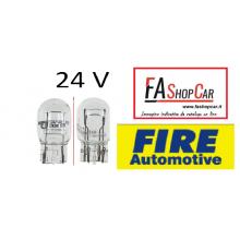 LAMPADA 24V 21W W21W/24V W3X16d - F20584