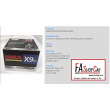 BATTERIA MOTO URSUS CBTX9- BS  --- X9 BS ---  12v 9AH ---  (YTX9-BS) - 13977